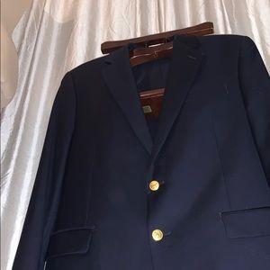 Ralph Lauren sport coat blazer suit jacket 42R men